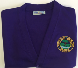 Year 6 Sweat Cardigan