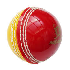 READERS SUPABALL INCREDIBALL- RED/YELLOW