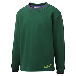 Cub Tipped Sweatshirt