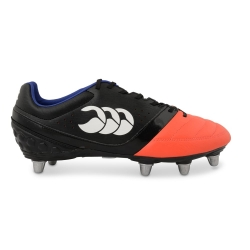 CANTERBURY PHOENIX CLUB- BLACK/FIRECRACKER