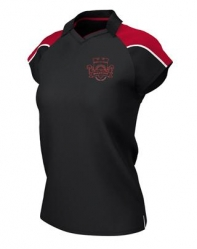 GIRLS FIT PE POLO