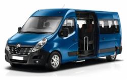 Factory Built Renault Master 17 Seat Minibus