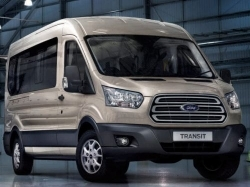 Factory Ford Minibus