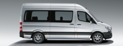 Factory Mercedes Sprinter Tourer