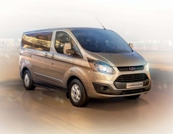 Factory Built Ford Tourneo Custom