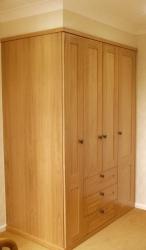 Timber Wardrobes