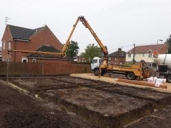 Concrete Pump Hire In Peterborough