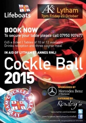 Cockle Ball 2015