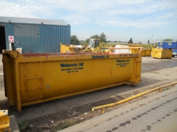 20yd Roll on Roll Off Skip Hire