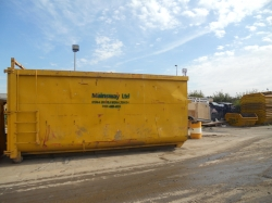 40yd Roll On Roll Off Skip Hire
