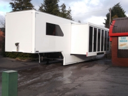 Exhibition Trailer - Full Clean - No Job too Big !