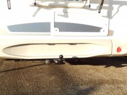 Fixed Towbar to Camper Van