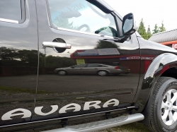 Highly Polished - Nissan Navara