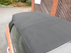 Cabriolet Roof - Deep Clean and Waterproof Treatment
