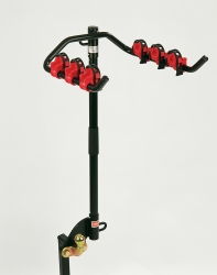 Traditional 'Flange Mounted' Cycle Carrier
