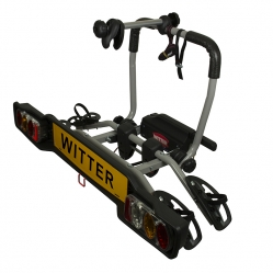 Clamp-On 'Towball Mounted' - Two Bike, Cycle Carrier