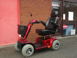 Full Clean- Mobility Scooter