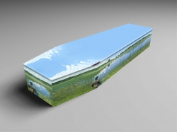 Fishing River Coffin