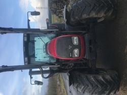 Valtra N82 tractor c/w Valtra 35 loader