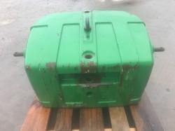 Used John Deere ballast weight