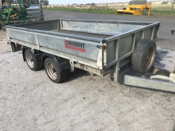 Used Nugent Dropside Trailer