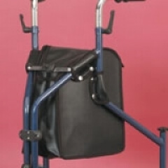 Three Wheeled Walker Bag