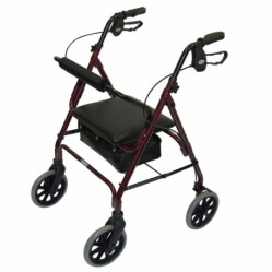 Homecraft 105 Rollator Walking Aid