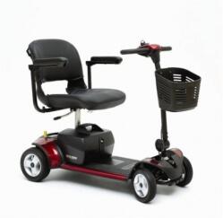 Go Go Elite Traveller Plus Boot Scooter 4mph