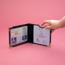 Blue Badge and Timer Wallet