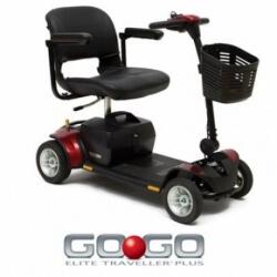Go-Go EliteTraveller Boot Scooter 4mph