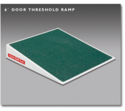 "6"" Door Threshold Ramp"