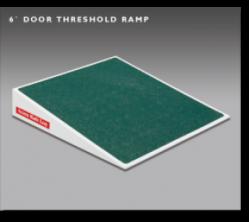 """6"""" Door Threshold Ramp"""