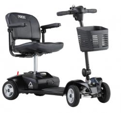 Pride Alumalite Travel Scooter