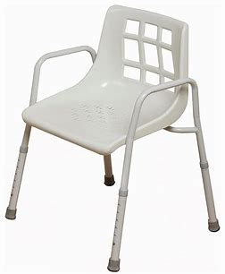 NRS Hight Adjustable Shower Chair