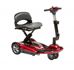 3 Wheeled Auto Fold Scooter-(LIthium)