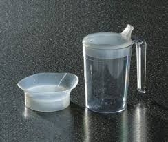Clear Polycarbonated Mug