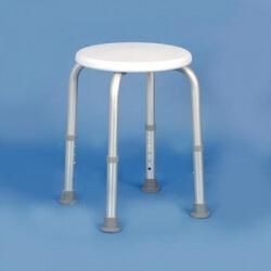 Homecraft Aluminium Shower Stools with Circular Seat