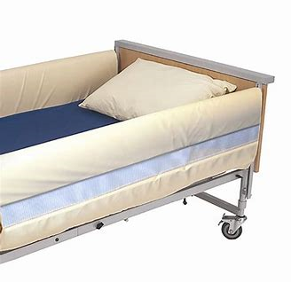 Standard Cot Bumpers with Mesh