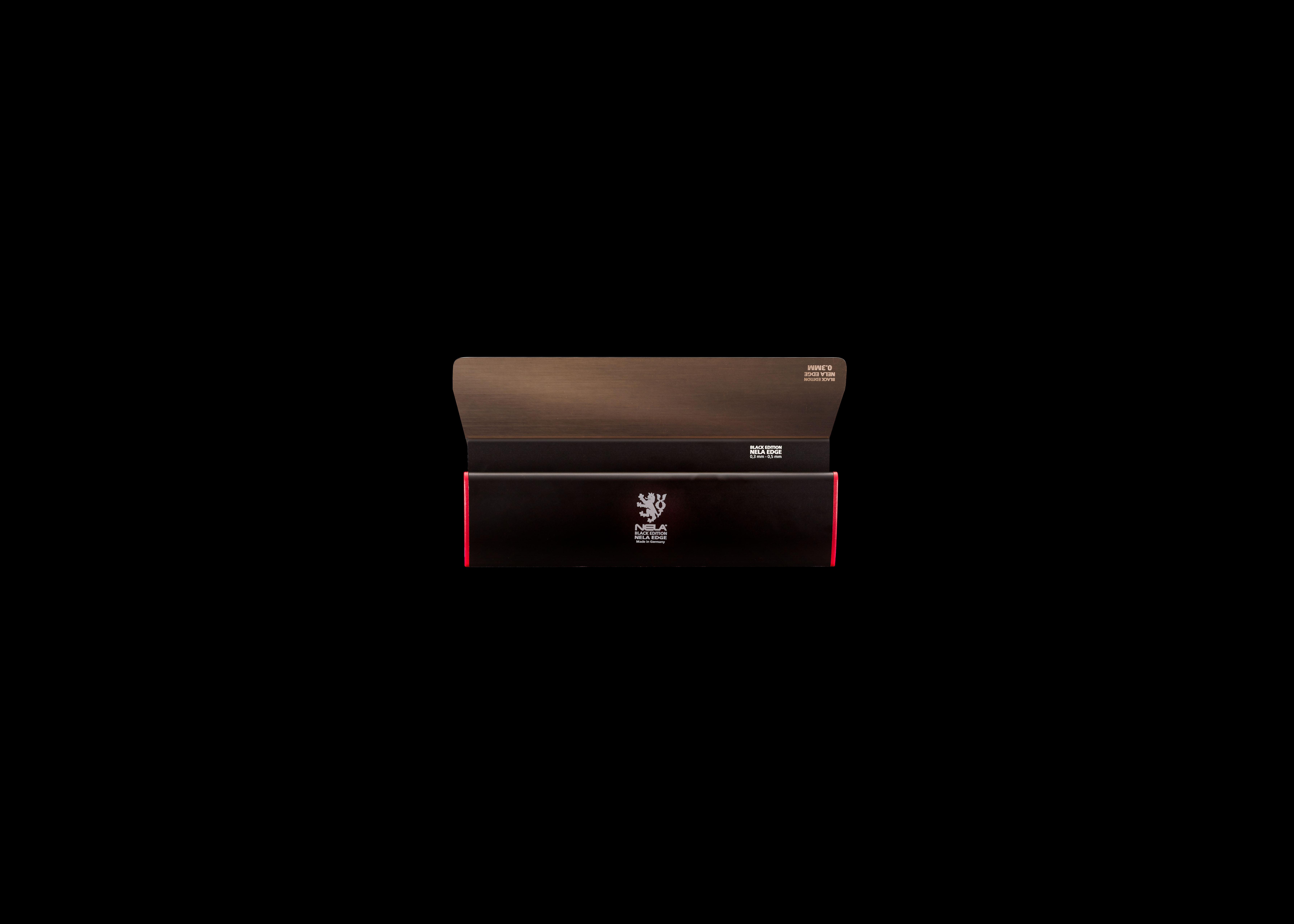 NELA Edge Black Edition Spatula 250mm