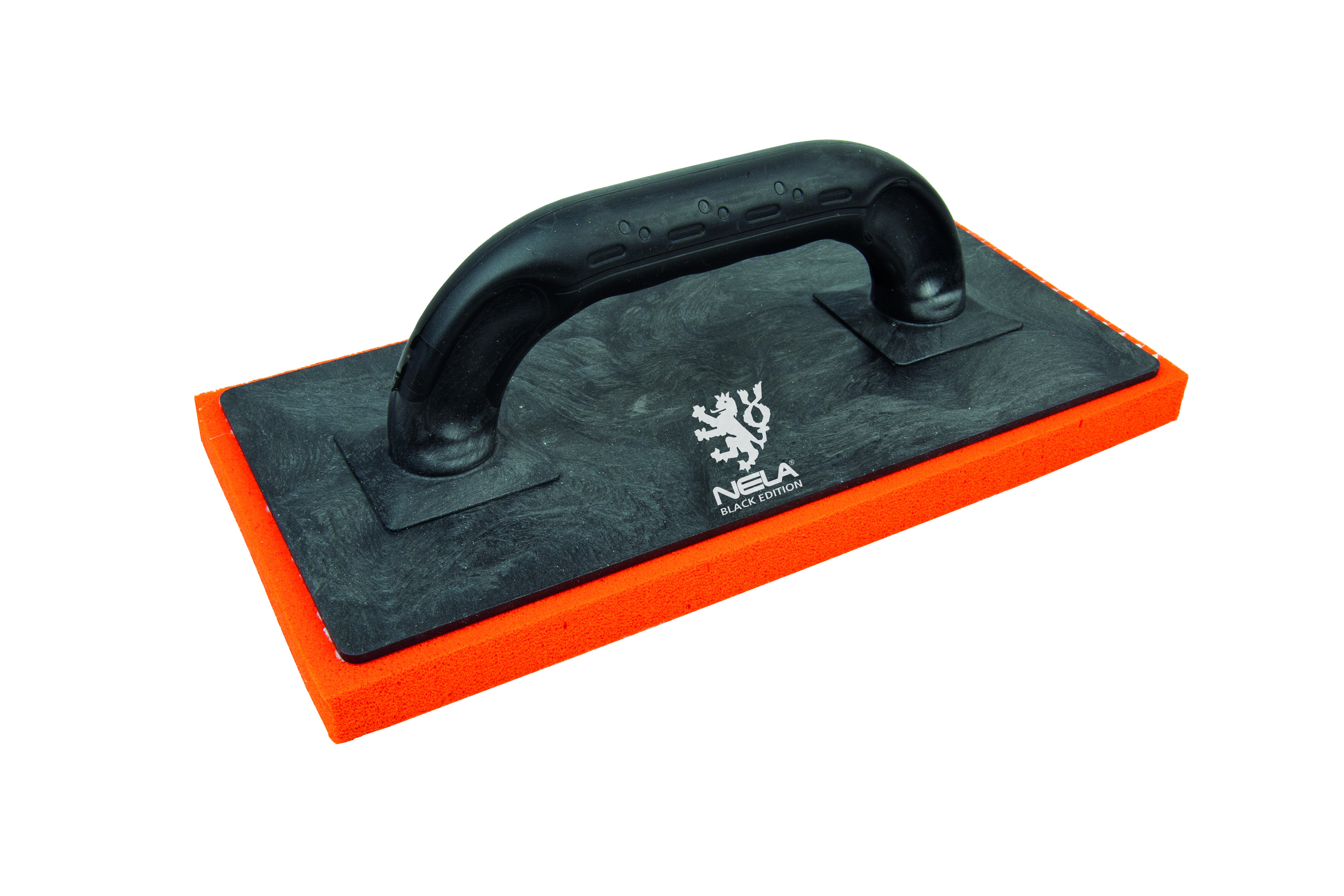 Black Edition Sponge Float with red rubber - Fine
