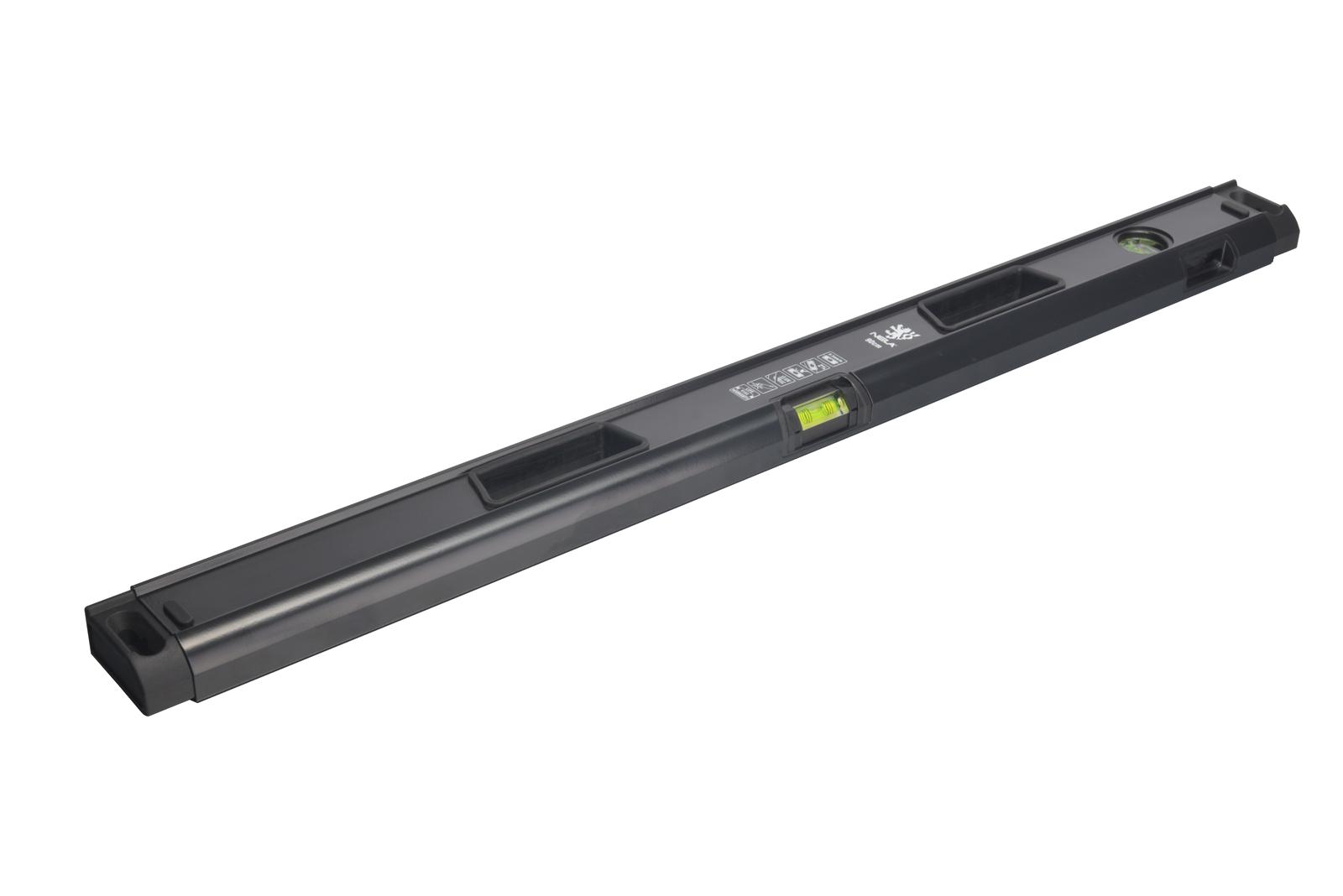 NELA Black Edition Spirit Level - 180cm