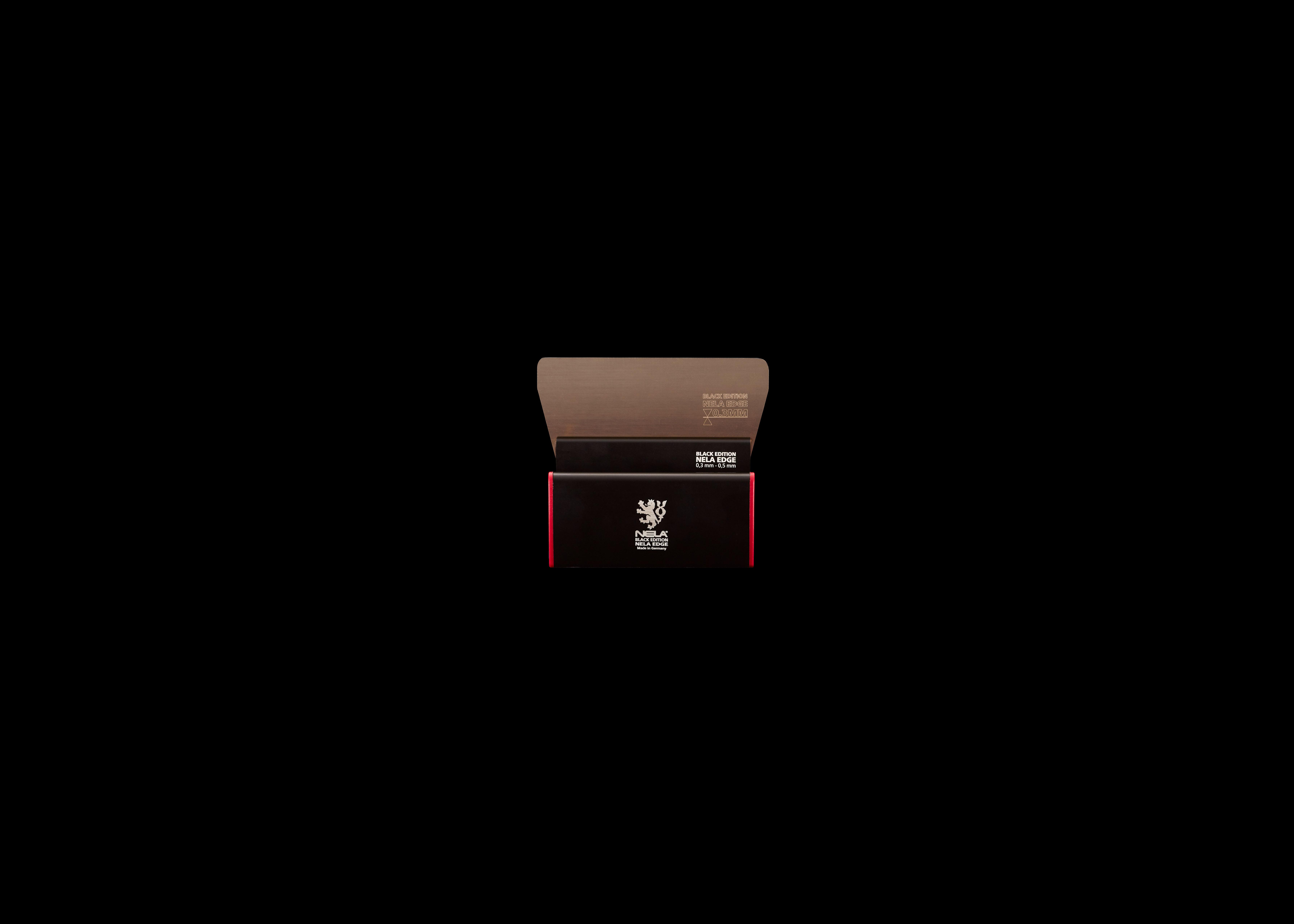 NELA Edge Black Edition Spatula 150mm
