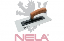 NeLa PVC Texture Trowel 1mm - Chamfered Edge