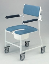 Deluxe Dual Mobile Shower Chair NITHC 897