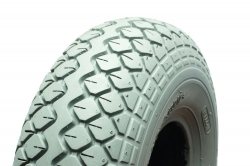 PAIR OF 400 / 5 or 330 x 100 Grey Tyre NITHT 400