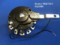 Kymco Electric Brakes