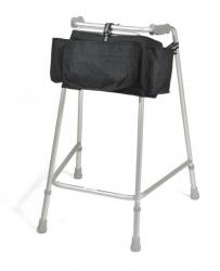 Wraparound walker bag