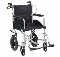 Aluminium Expedition Plus Wheelchiar NITHWC002