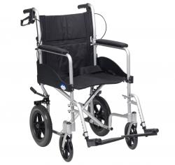 Aluminium Expedition Plus Wheelchiar NITHWC002