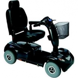 INVACARE COMET 8MPH SCOOTER